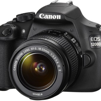 Shop Canon EOS 1200D SLR-Digitalkamera - YouTube Kamera - DSLR YouTube Kameras für YouTuber