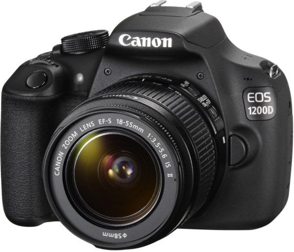 Canon EOS 1200D SLR-Digitalkamera – YouTube Kamera – DSLR YouTube Kameras für YouTuber