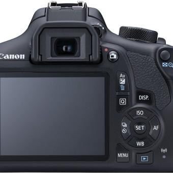 Canon EOS 1300D Digitale Spiegelreflexkamera – YouTube Kamera Bildschirm