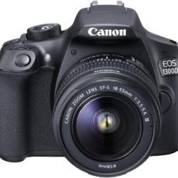 Canon EOS 1300D Digitale Spiegelreflexkamera - YouTube Kamera - DSLR YouTube Kameras für YouTuber