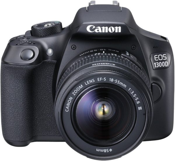 Canon EOS 1300D Digitale Spiegelreflexkamera – YouTube Kamera – DSLR YouTube Kameras für YouTuber