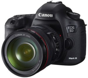 Canon EOS 5D Mark III SLR-Digitalkamera - YouTube Kamera für YouTuber