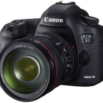 Canon EOS 5D Mark III SLR-Digitalkamera - YouTube Kamera für YouTuber