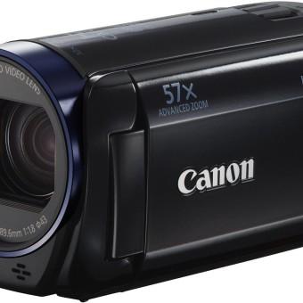 Canon Legria HF R606 Camcorder - YouTube Kamera für YouTuber