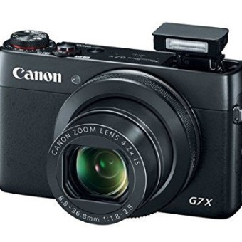 Canon PowerShot G7 X Digitalkamera - YouTube Kamera für YouTuber