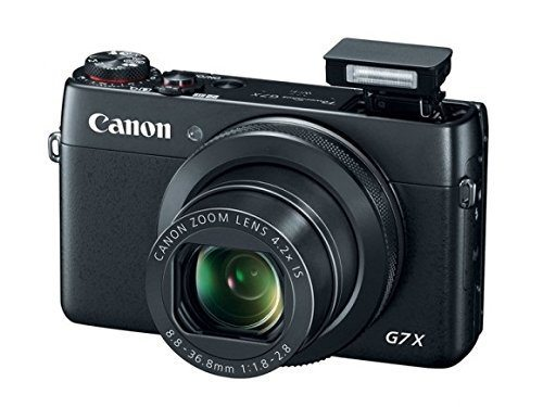 Canon PowerShot G7 X Digitalkamera – YouTube Kamera für YouTuber