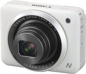 Canon PowerShot N2 Digitalkamera - YouTube Kamera für YouTuber