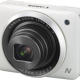 Canon PowerShot N2 Digitalkamera - YouTube Kamera für YouTuber