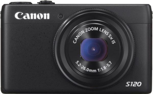 Canon PowerShot S120 Digitalkamera – YouTube Kamera für YouTuber
