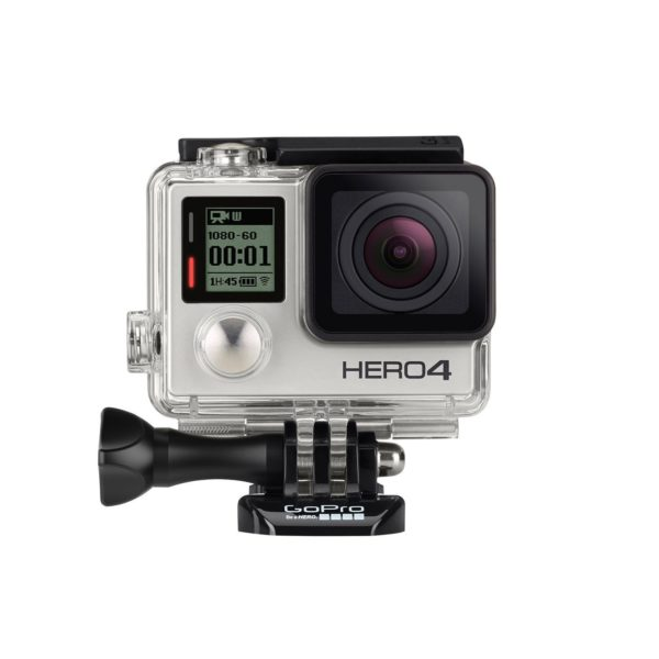 Black GoPro HERO4 Silver Adventure Actionkamera Action Cam - YouTube Kamera