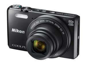 Nikon Coolpix S7000 Digitalkamera - YouTube Kamera für YouTuber