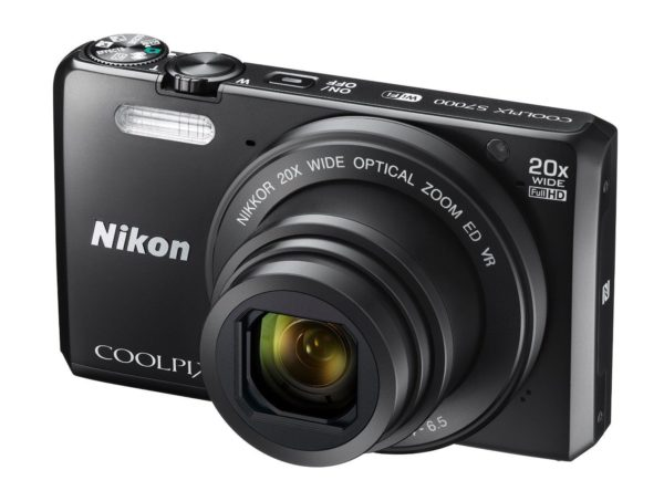 Nikon Coolpix S7000 Digitalkamera – YouTube Kamera für YouTuber