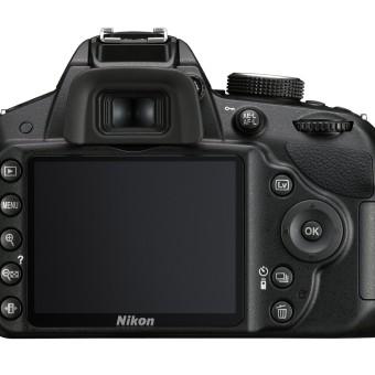 Nikon D3200 SLR-Digitalkamera – YouTube Kamera Bildschirm