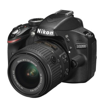 Nikon D3200 SLR-Digitalkamera - YouTube Kamera - DSLR YouTube Kameras für YouTuber