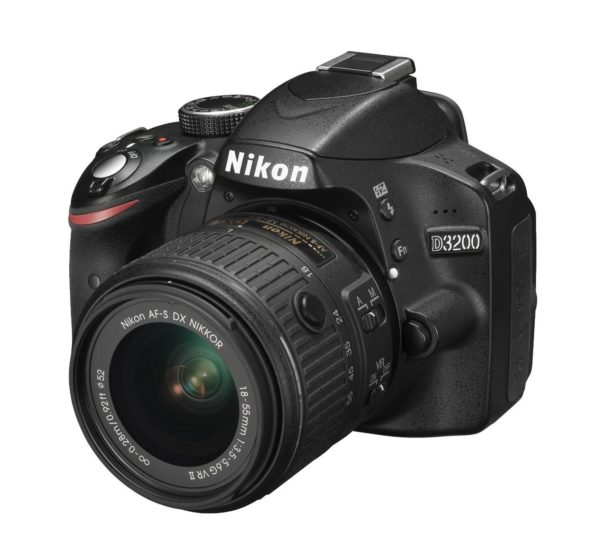 Nikon D3200 SLR-Digitalkamera – YouTube Kamera – DSLR YouTube Kameras für YouTuber