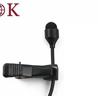 Professionelles Lavalier Ansteck-Mikrofon JK® MIC-J 044 für Sennheiser Wireless Bodypack Taschensender - YouTube Mikrofon