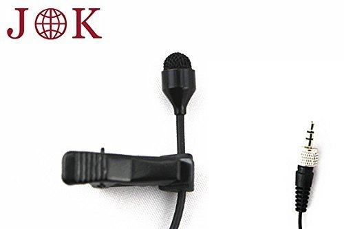 Professionelles Lavalier Ansteck-Mikrofon JK® MIC-J 044 für Sennheiser Wireless Bodypack Taschensender – YouTube Mikrofon