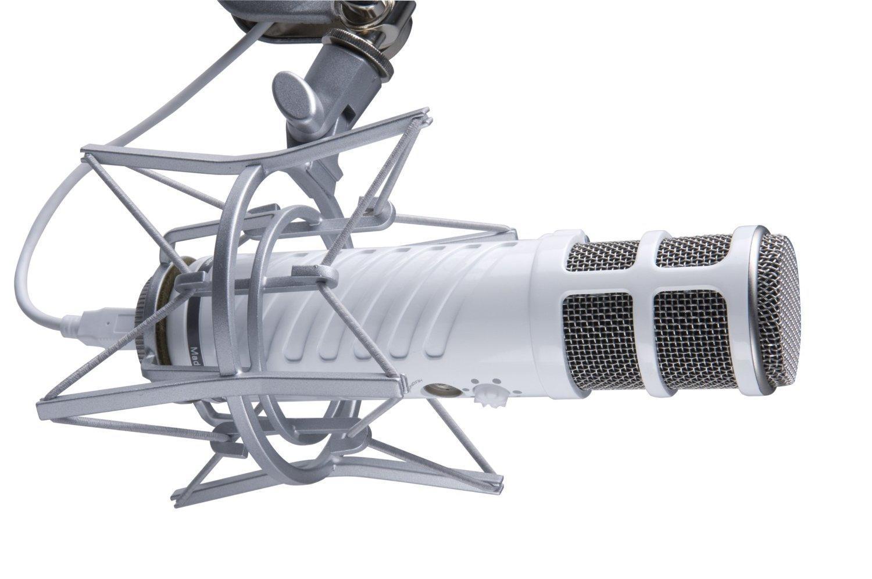 Rode Podcaster Let's Player Großmembranmikrofon - USB Mikrofon für Mac und PC