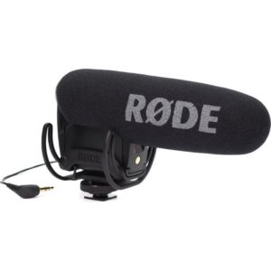 Rode VideoMic Pro Rycote - VMPRY - Kamera Richtmikrofon - YouTube Mikrofon Video Videos