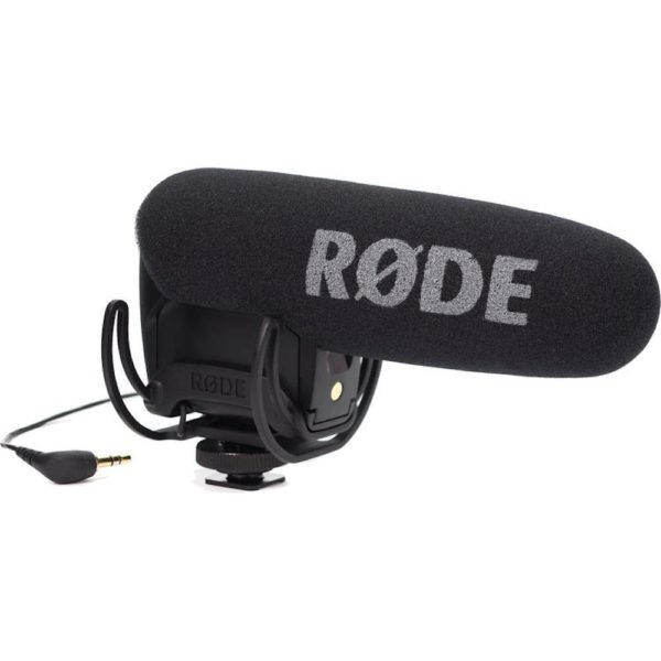 Rode VideoMic Pro Rycote – VMPRY – Kamera Richtmikrofon – YouTube Mikrofon Video Videos