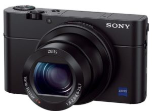 Sony DSC-RX100 III Digitalkamera - YouTube Kamera für YouTuber