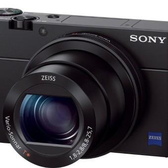 Sony DSC-RX100 III Digitalkamera - YouTube Kamera für YouTuber