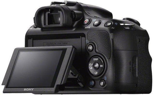 sony slt a58k slr digitalkamera youtube kamera. Black Bedroom Furniture Sets. Home Design Ideas