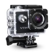 VTIN Full HD Actionkamera Action Cam Wasserdicht - YouTube Kamera GoPro Alternative