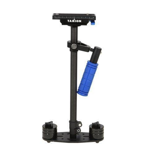 TARION OS03566 Kohlefaser Kompakt Schwebestativ Stabilisator für Kompakt Kamera DSLR Video YouTube Videos Steadycam