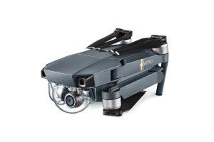 DJI Mavic Pro Drohne für YouTuber Travelvlogger Vlogger und Filmemacher in grau Youtube