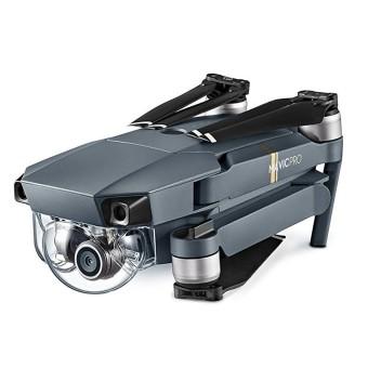 DJI Mavic Pro Drohne für YouTuber Travelvlogger Vlogger und Filmemacher in grau Youtube 2