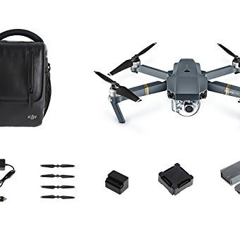 DJI Mavic Pro Drohne für YouTuber Travelvlogger Vlogger und Filmemacher in grau Youtube 4