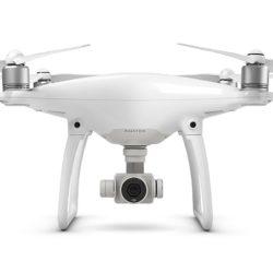 DJI P4 Phantom 4 Kamera weiß 4k Drohne für YouTube Videos