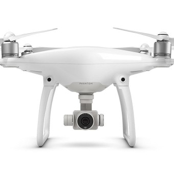 DJI P4 Phantom 4 Kamera weiß 4k Drohne für YouTube Videos