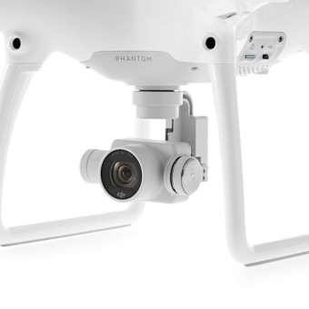 DJI P4 Phantom 4 Kamera weiß 4k Drohne für YouTube Videos 2