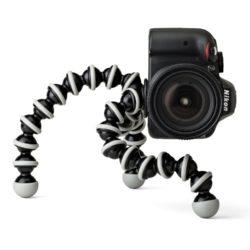Joby GP3-BHEN Gorillapod SLR-Zoom mit Kugelkopf - Flexibles Stativ / Tripod für YouTube