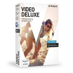 MAGIX Video Deluxe 2017 - Einfacher Videoschnitt für YouTube aber auch für Profi YouTuber