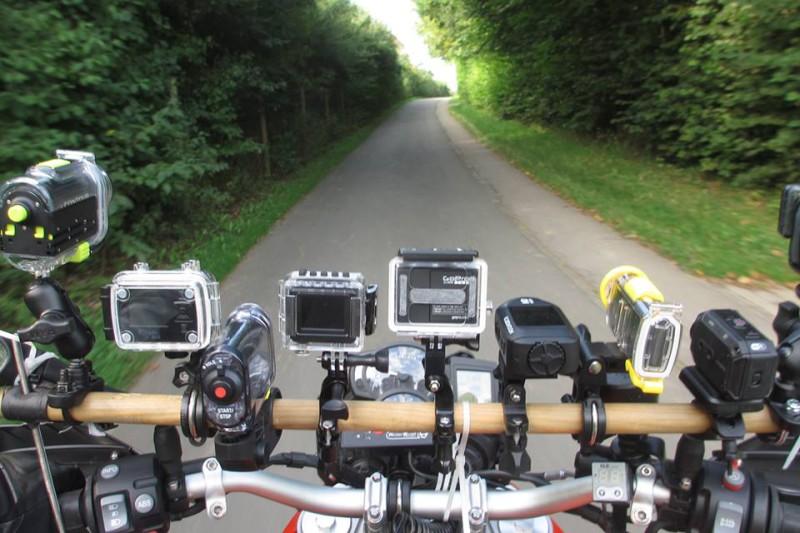 Actioncam für YouTube Videos - Welche Actionkamera ist für YouTuber geeignet - Action Kameras