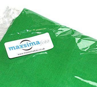 Greenscreen für YouTube Videos Maxsimafoto Fotografie-Hintergrund 1,8m x 2,8m