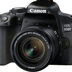 Canon EOS 800D DSLR Kamera für YouTube Videos insbesondere Vlogs
