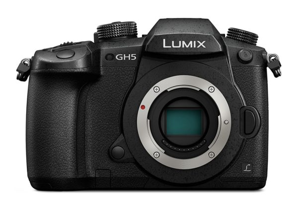 Lumix GH5 Panasonic 4k 60p high end