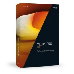 MAGIX VEGAS PRO 14 Edit (ehemals Sony Vegas) - Schnittprogramm für YouTuber YouTube Videos