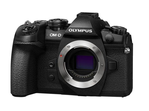 Olympus OM-D E-M1 Mark II Systemkamera (1)