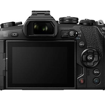 Olympus OM-D E-M1 Mark II Systemkamera 2 (1)