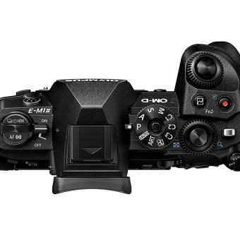Olympus OM-D E-M1 Mark II Systemkamera 3 (1)