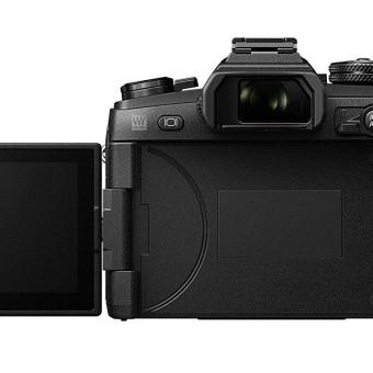 Olympus OM-D E-M1 Mark II Systemkamera 4 (1)