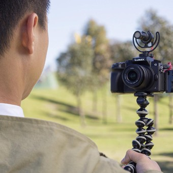 Rode VideoMicro Kamera Mikrofon für YouTube Videos insbesondere Vlogs 2