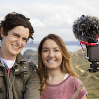 Rode VideoMicro Kamera Mikrofon für YouTube Videos insbesondere Vlogs 3