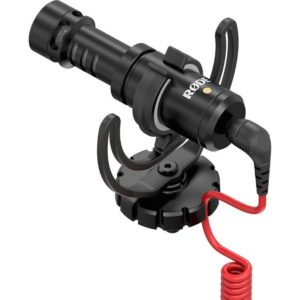 Rode VideoMicro Kamera Mikrofon für YouTube Videos insbesondere Vlogs