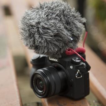 Rode VideoMicro Kamera Mikrofon für YouTube Videos insbesondere Vlogs 4